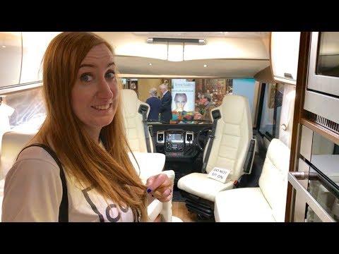 NEC Motorhome and Caravan Show October 2017