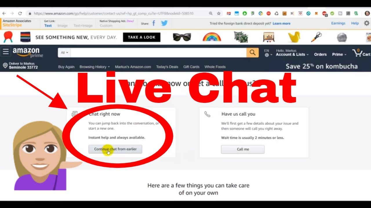 Chat Amazon