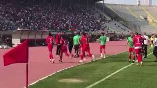 Video 220 | Karşıyaka'lı Oyunculardan Kocaelispor Maçında Asker Selamı 🇹🇷