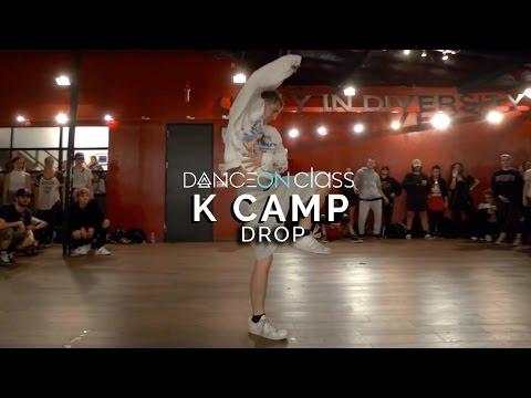 K Camp - Drop | David Moore Choreography | DanceOn Class