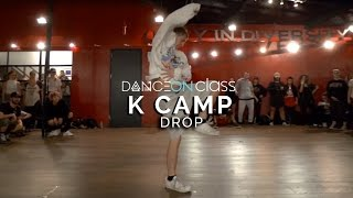 k camp drop   david moore choreography   danceon class