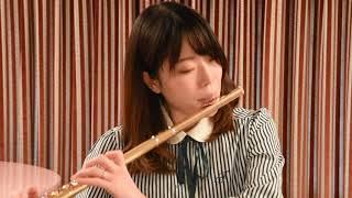 自由が丘大人の音楽教室 フルート講師 淺井美穂によるドビッシー「月の光」