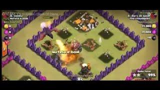 EPIC FAIL EN GUERRA - Clash Of Clans