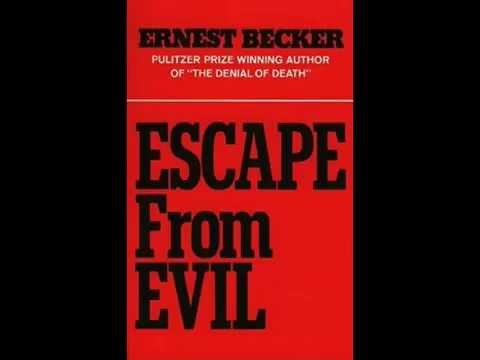 """Why we need enemies (a reading of Ernest Becker's """"Escape From Evil"""")"""