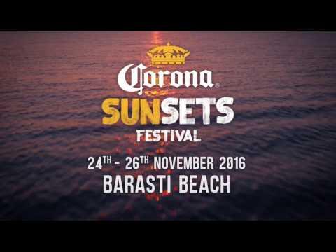 Corona SunSets Festival 2016 Dubai