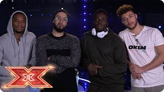 Rak-Su talk Music and Freedom of Expression | Above The Noise | The X Factor UK 2017