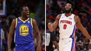 Golden State Warriors vs Detroit Pistons || Another Record ||