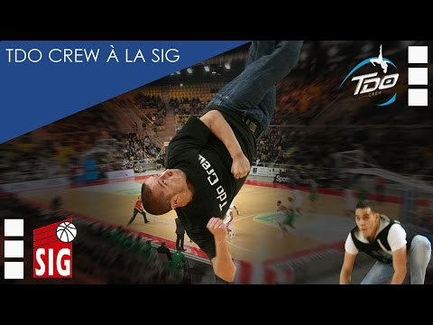 TDO Crew à La SIG / Rhénus Strasbourg (Crasheater Production)