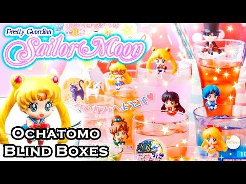 Sailor Moon Ochatomo Kawaii Figures Anime Blind Boxes!! - 美少女戦士セーラームーン 세일러문 오챠토모