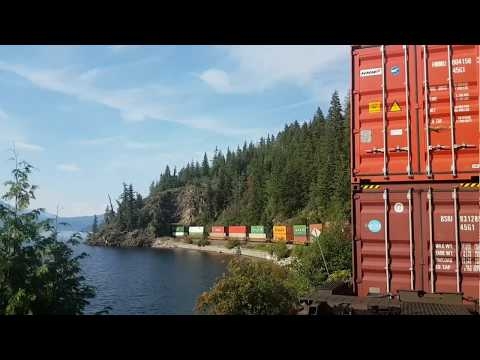 Canadian Freight Hopping '18/ Sea 2 Sea