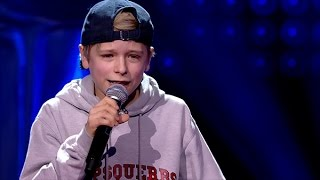 Jonathan - 'Take It Back' | Blind Auditions | The Voice Kids | VTM