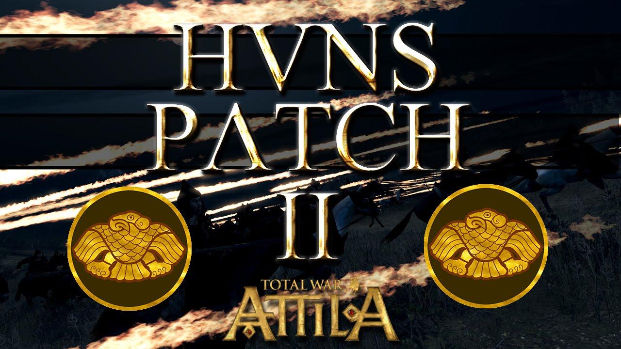 Attila Total War Factions Huns