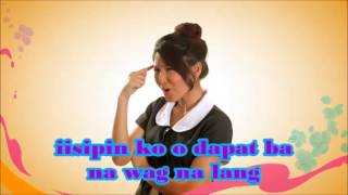 Repeat youtube video Paligoy-ligoy lyrics- Nadine Lustre (DNP)
