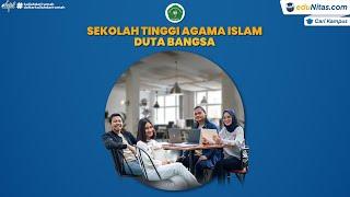 Informasi Lengkap, Video Profile Sekolah Tinggi Agama Islam Duta Bangsa