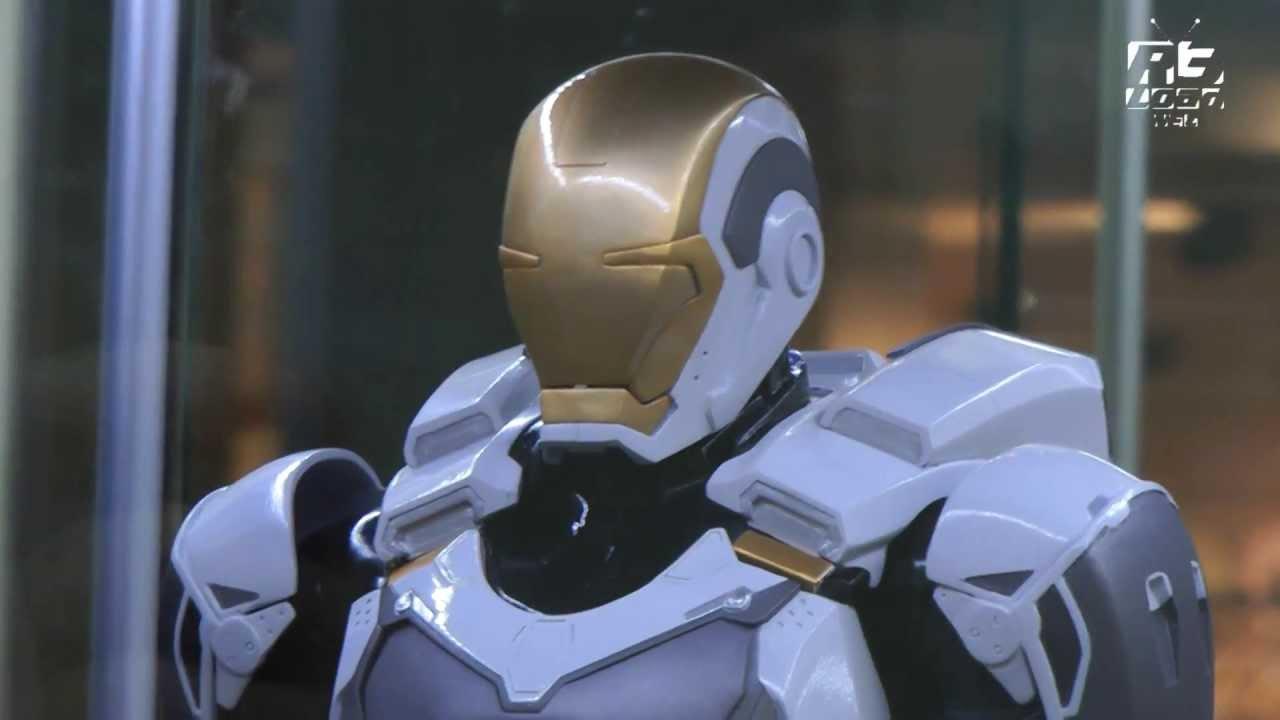 Iron Man 3 Gemini Mark...