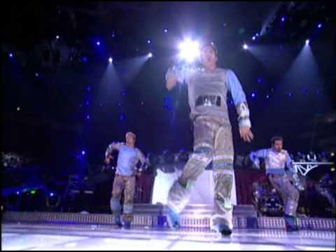 NSYNC HBO Live - Digital Get Down