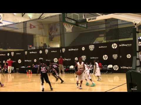 2013 AAU Basketball Nationals - 3rd Grade Highlights