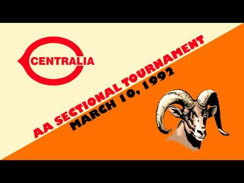 Mt. Vernon Rams vs. Centralia Orphans - AA Illinois Sectional - 1992 (Audio Only)