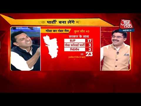 क्या 'एक देश एक पार्टी' बना लेंगे मोदी? | देखिये Dangal Rohit Sardana के साथ