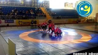 Турнир по вольной борьбе   Памяти Чернова Юрия Семеновича
