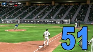 MLB 14 Road to the Show - Part 51 - Tight Situation (Playstation 4 Let