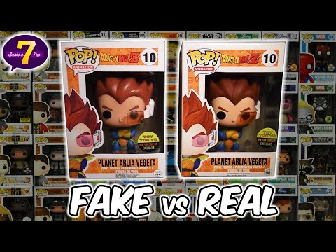 Is YOUR $2000+ Funko Pop A FAKE???