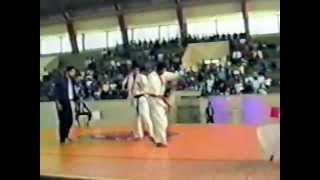 II CAMPEONATO BRASILEIRO DE LUTA DE CONTATO KYOKUSHIN OYAMA - 1988 ...