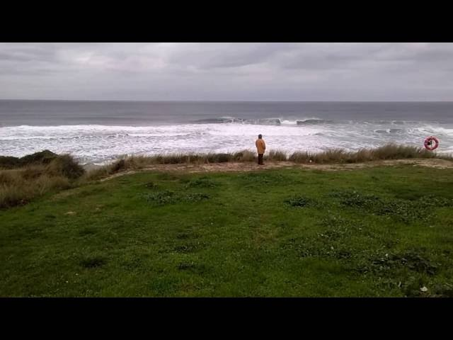 Playa de  Coto en Benquerencia (Lugo)