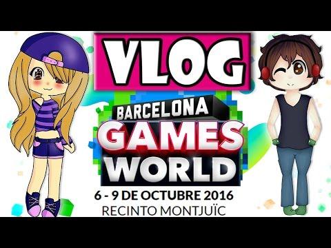 VideoBlog: Barcelona Games World