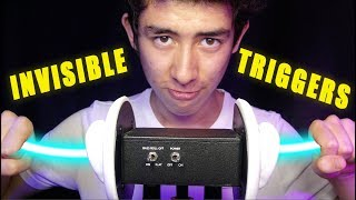 Invisible ASMR Triggers #2