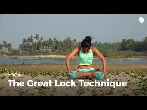 Learn the Great Lock Technique Maha Bandha | Yoga