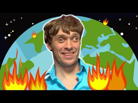Is Zach's Hotness Causing Global Warming? | Earth Your While