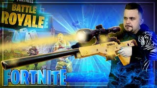 FORTNITE : Risk My Royal Victory For a Blind in End Game !