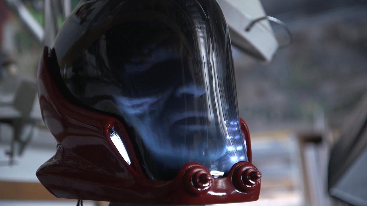 3d printing the star wars battlefront 2 messenger droid helmet youtube. Black Bedroom Furniture Sets. Home Design Ideas