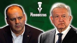 AMLO SIGUE POLARIZANDO: GUSTAVO DE HOYOS; la COPARMEX es un SEMILLERO del PAN: Álvaro Delgado