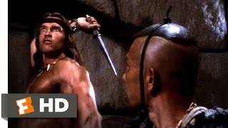 Conan the Destroyer (1984) - Enough Talk! Scene (7/10) | Movieclips