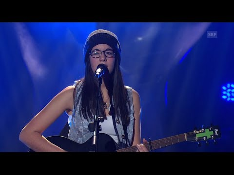 Valentine Savioli - Counting Stars - Blind Audition - The Voice of Switzerland 2014