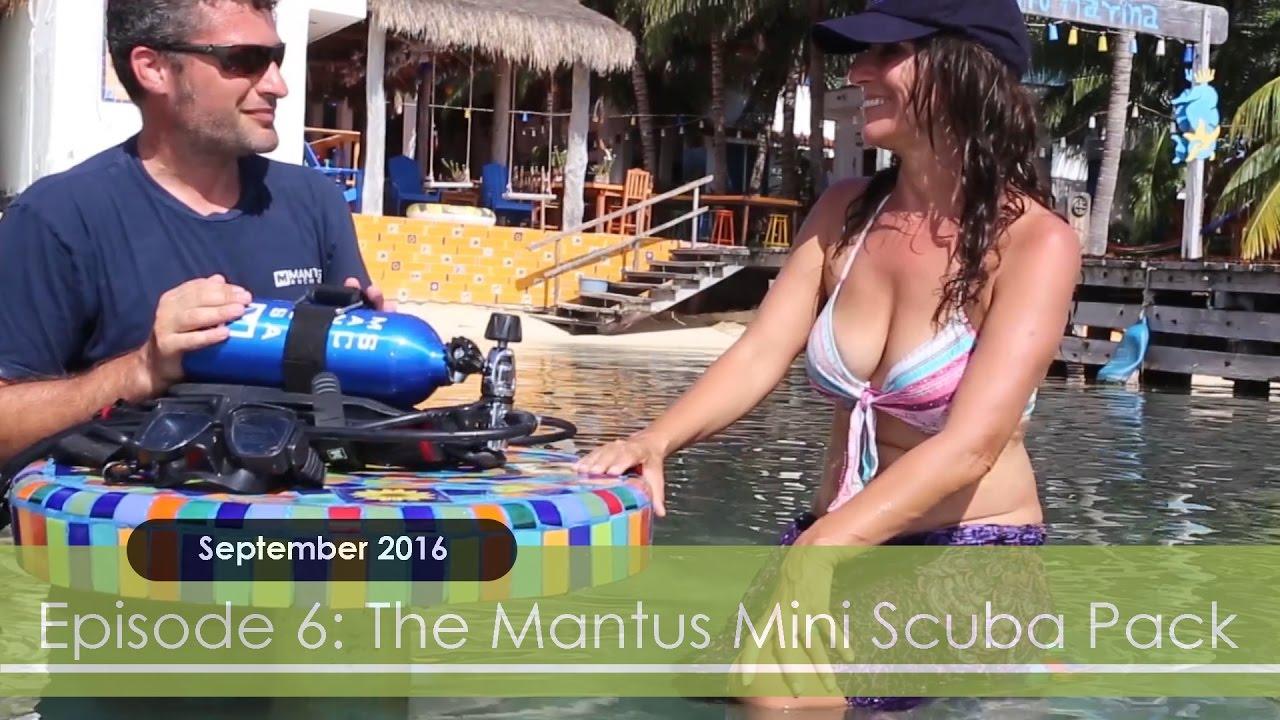 CruiserTV Ep#6: The Mantus Mini Scuba Pack by Mantus Anchors