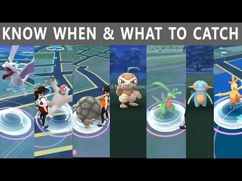Download Youtube: Catching Best Gen 3, 2, 1 Pokemon Under the Influence of Weather!