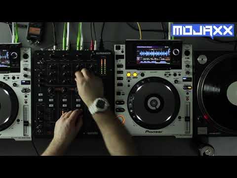 Tech House Mix with Allen & Heath Xone:43C Mixer