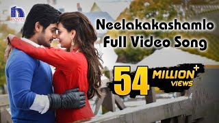 Sukumarudu Full Video Songs - Neelakashamlo Song - Aadi, Nis...