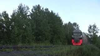 Электровоз магистральный грузовой переменного тока 2ЭС7-001 (11201-001)(Россия, Свердловская область, подъездной путь завода