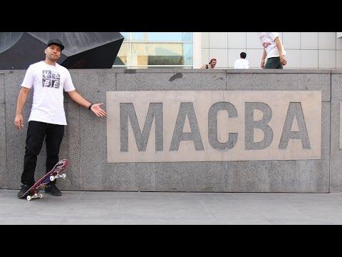 Rod no Spot - MACBA