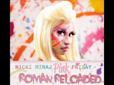 Nicki Minaj - Young Forever - Pink Friday: Roman Reloaded