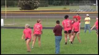 Powder Puff Football Tarkington Texas Mobile version