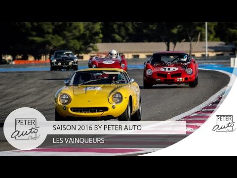 Plateaux Peter Auto : les vainqueurs de la saison 2016