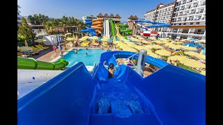 Eftalia Splash Resort 4 Ефталия Сплеш Резорт Аланья Турция обзор отеля все включено
