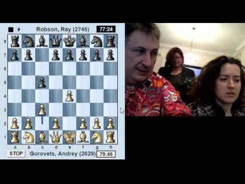 Chess Supersite Live Stream