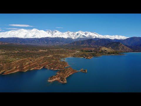 Mendoza, Argentina - 4K Drone Travel Video
