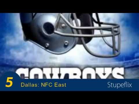 2011-2012 NFL Playoffs: NFC Seeds